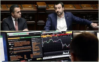 "Lo spread tocca quota 290, Tria: ""Nervosismo ingiustificato"""