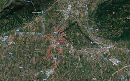 Treviso, ultraleggero cade a Caerano San Marco: due morti