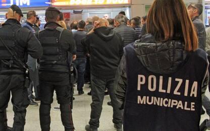 Aeroporto di Fiumicino, protesta degli Ncc in zona arrivi