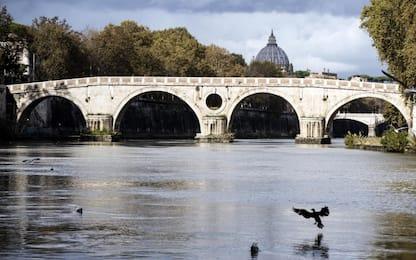 Roma, senzatetto picchia clochard e lo lancia nel Tevere: arrestato