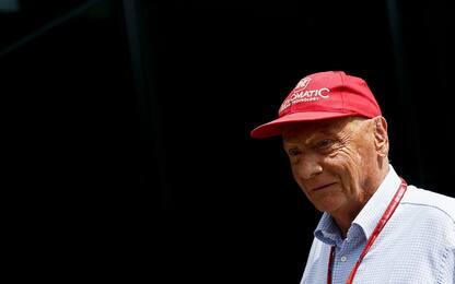 Addio Niki Lauda, tre volte campione del mondo di Formula 1