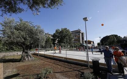 Roma, ex villa abusiva dei Casamonica diventa parco pubblico