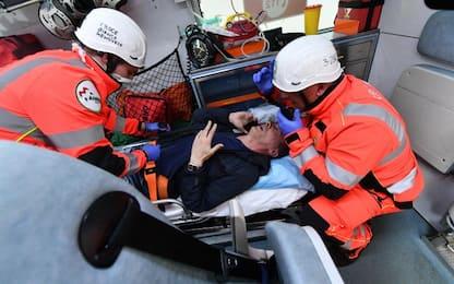 Scontri Genova, due poliziotti ammettono di aver colpito giornalista