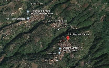 Terremoto a Reggio Calabria: scossa di magnitudo 3.8