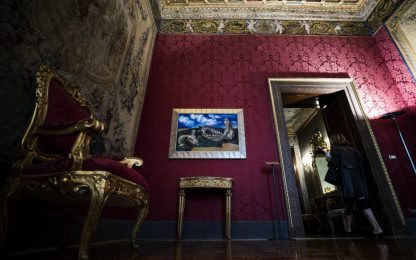 Da De Chirico a Fontana, l'arte contemporanea al Quirinale