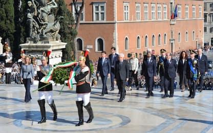 Festa della Repubblica, le celebrazioni a Roma