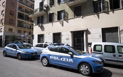 Roma, appartamento era 'supermercato' della droga: arrestati 2 pusher