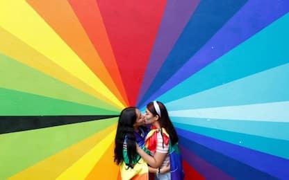Gay Pride: oggi cortei a Roma, Messina, Trieste, Pavia e Ancona