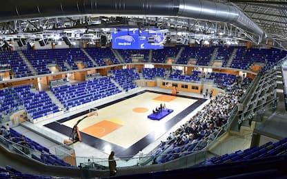 Nuovo Palalido di Milano: Sala all'inaugurazione dell'Allianz Cloud