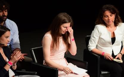 Amanda Knox a Modena: Mondo aveva deciso che ero colpevole