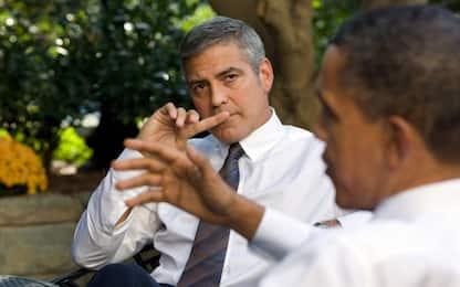 Como, gli Obama ospiti di George Clooney a villa Oleandra