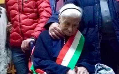 È morta Nonna Peppa, la donna più anziana d'Europa: aveva 116 anni