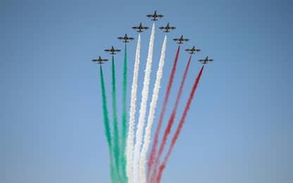 Linate Airshow 2019, a Milano arrivano le Frecce Tricolori