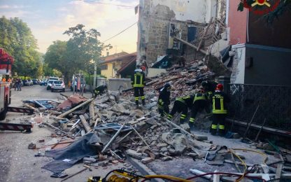 Gorizia, crolla palazzina: tre vittime