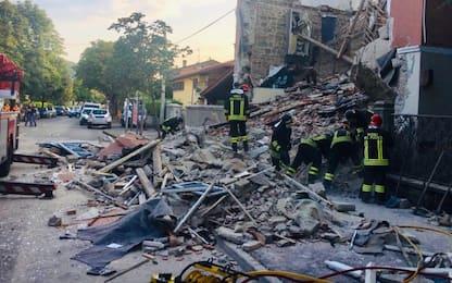 Gorizia, crollo palazzina: tre morti