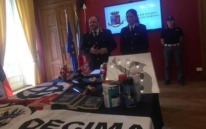 Inneggia a fascismo e nazismo, denunciato coordinatore di FN Torino