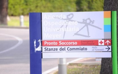 Firenze, morta di meningite fulminante una bambina di 4 mesi
