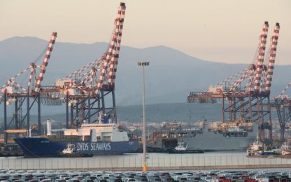 Incidente sul lavoro a Gioia Tauro: morto operaio in cantiere nautico