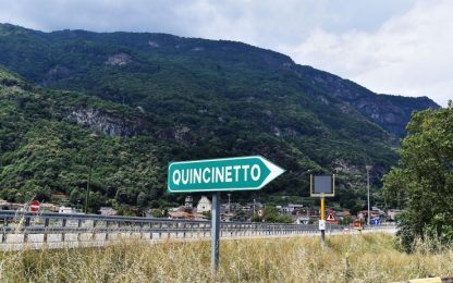 Maltempo, frana minaccia l'A5: riaperto tratto della Torino-Aosta