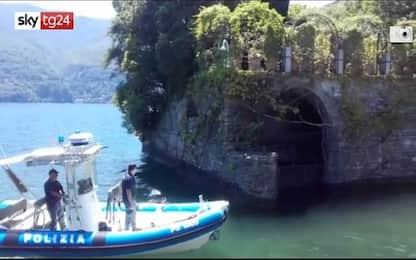 Gli Obama a Como, la polizia presidia la villa di Clooney. VIDEO