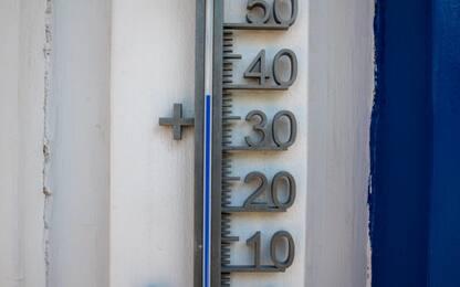 Previsioni meteo: caldo africano al Sud e temporali al Nord