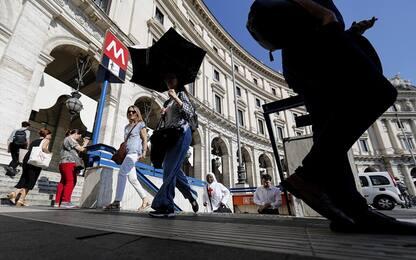 """Roma, Atac: """"Due fermate metro chiudono per sostituzione scale mobili"""""""