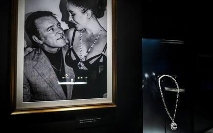In mostra a Roma i gioielli di Bulgari indossati dalle grandi dive