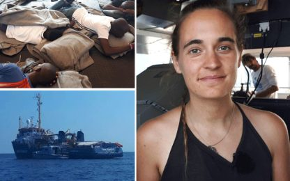 Migranti ancora su Sea Watch, capitana Carola  Rackete indagata