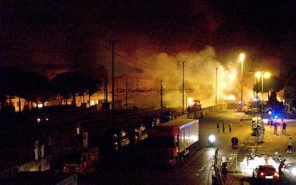 Viareggio, 11 anni fa la strage ferroviaria con 32 morti