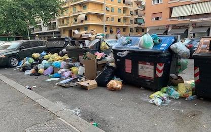 """Rifiuti a Roma, la Regione: """"Impianti assicurino massima operatività"""""""