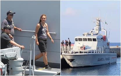 Sea Watch, Carola Rackete libera, il gip non convalida l'arresto