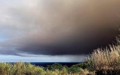Stromboli, esplosione ed eruzione del vulcano: un morto