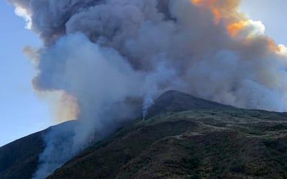 Stromboli, Ingv: scoperti i meccanismi alla base delle eruzioni