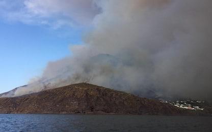 Eruzione Stromboli, la Regione Siciliana dichiara lo stato di calamità