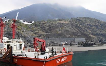 Stromboli, due forti esplosioni sul cratere: nessun danno
