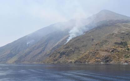 Eruzione Stromboli, Protezione civile dichiara allerta gialla
