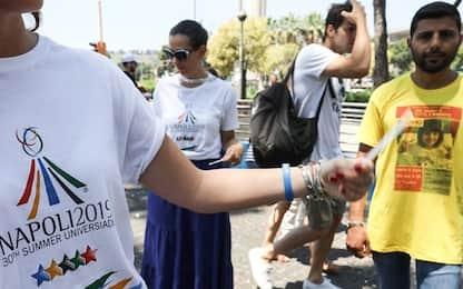 Napoli, tutti in fila per Diana: la bimba cerca un donatore di midollo