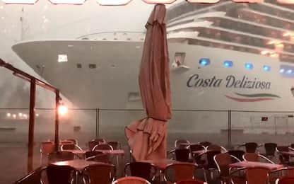 Nave rischia incidente a Venezia, il sindaco: Toninelli è responsabile