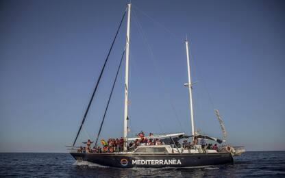 """Migranti, Mediterranea: """"Soccorso immediato a persone in mare"""""""