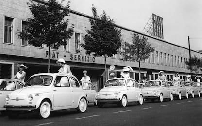 Fiat: i modelli di auto che hanno fatto la storia. FOTO