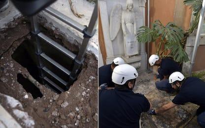 Caso Orlandi, il Vaticano: ipotesi smentita, Emanuela non è sepolta lì