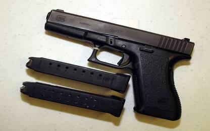 Adrano, armi e munizioni in casa: un arresto