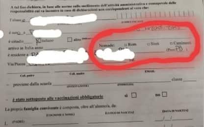 Venezia, modulo d'iscrizione a scuola chiede etnia per nomadi