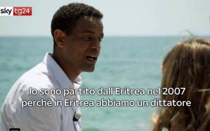 Oltre il mare, storie di migranti e accoglienza. VIDEO