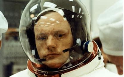 Ritratto di Neil Armstrong, comandante schivo dell'Apollo 11. VIDEO