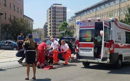 Terni, carabiniere ferito a una gamba da due colpi di pistola