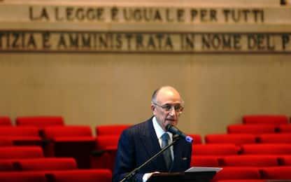 Chi era Francesco Saverio Borrelli, magistrato del pool di Mani Pulite