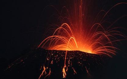 Vulcani attivi in Italia: l'elenco completo