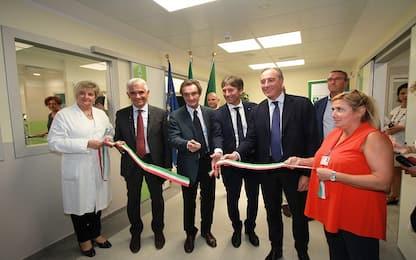 Milano, inaugurato il nuovo Pronto Soccorso dell'ospedale San Paolo
