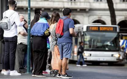 Sciopero trasporti: a rischio metro, bus e treni